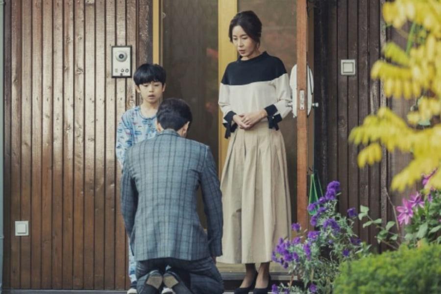 "Lee Min Ki Kneels In Front Of Seo Hyun Jin's Mother For ""The Beauty Inside"""