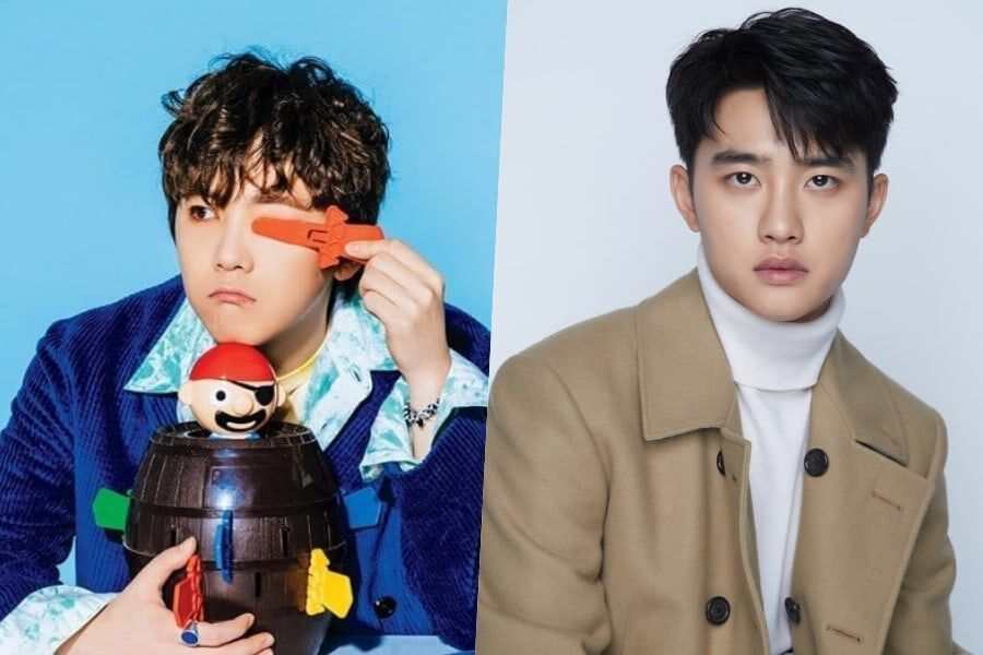 FTISLAND's Lee Hong Ki Shares Update On EXO's D.O From The Military