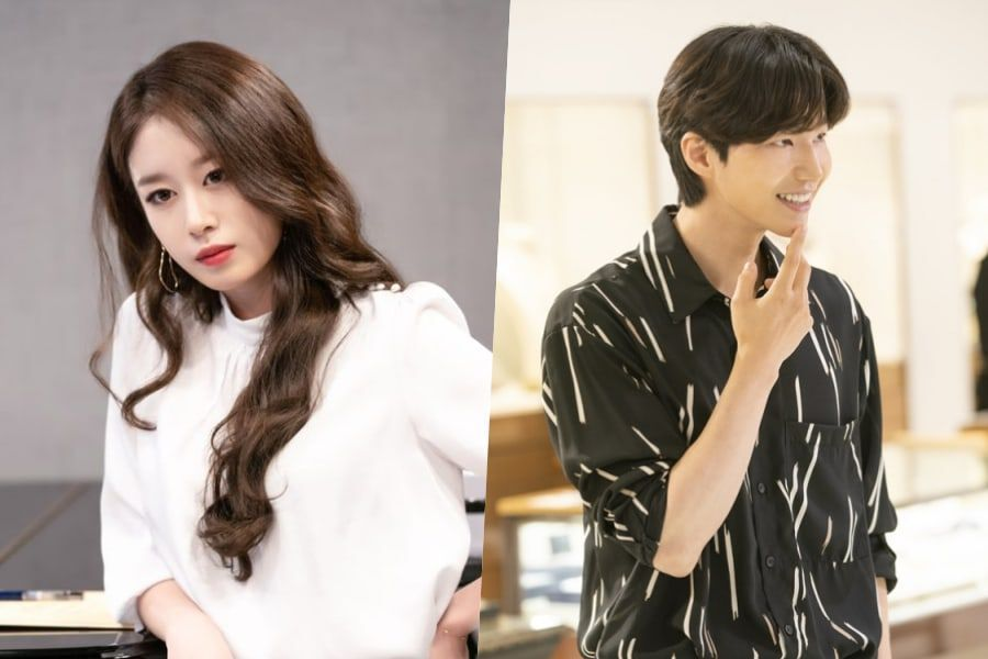 "[K-Drama]: ""Let Me Hear Your Song"" has released new stills of T-ara's Jiyeon and Song Jae Rim"