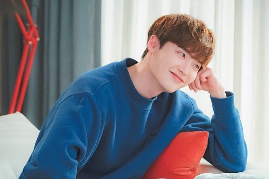Lee Jong Suk Shares Short And Sweet Message After Discharge From Military Service Today