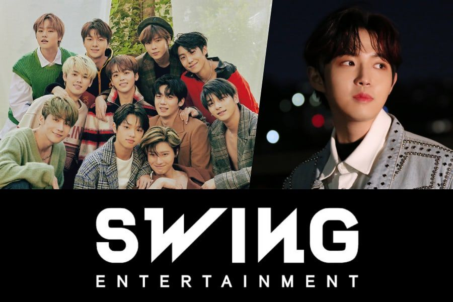 X1 And Kim Jae Hwan's Agency Swing Entertainment Announces New CEO