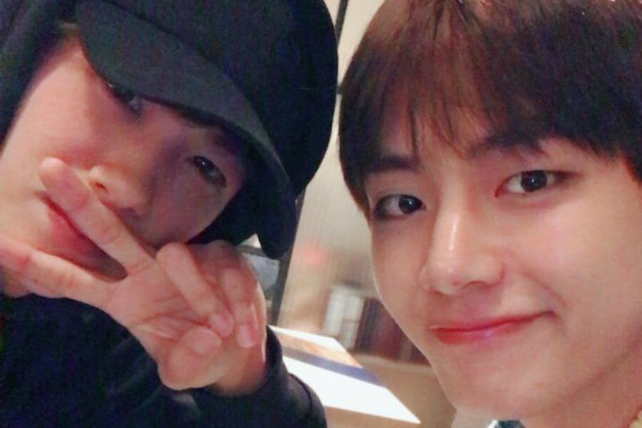 Park Hyung Sik Says He's So Close With BTS's V Even Their Parents Are Friends