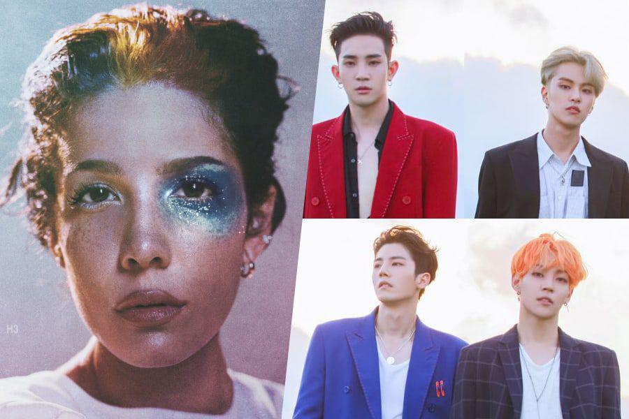 The Rose To Perform As Special Guests At Halsey's Concert In Seoul