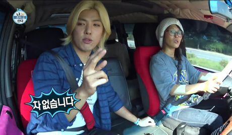 Kangnam Nervous by Hwang Seok Jeong's Driving (Ep 109): I Live Alone  Highlights