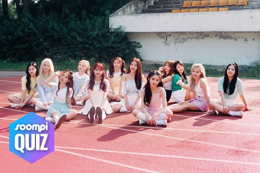 QUIZ: Which LOONA Member Is Your Soulmate? | Soompi