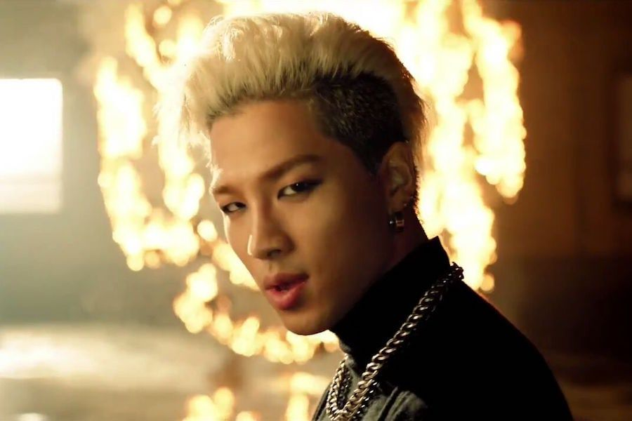 """Taeyang's """"Ringa Linga"""" Becomes His 2nd Solo MV To Hit 100 Million Views"""