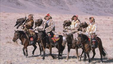 Untamed Spirit - The Steppes of Asia