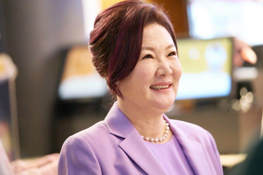 Kết quả hình ảnh cho kim hae sook
