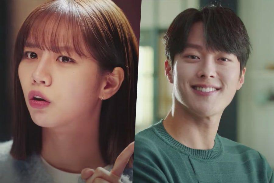 "Watch: Girl's Day's Hyeri Makes An Enticing Proposal To Jang Ki Yong In ""My Roommate Is Gumiho"" Teaser"