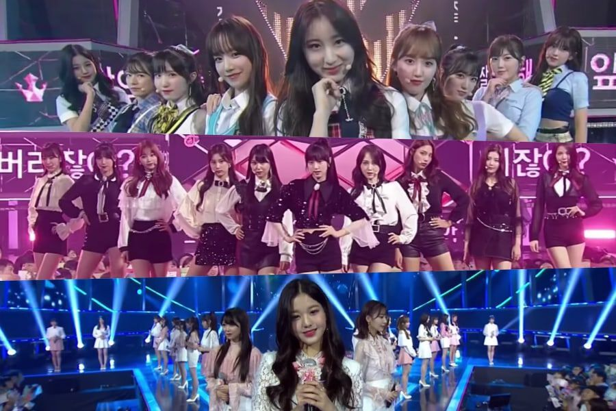 """Watch: """"Produce 48"""" Contestants Perform 3 New Tracks During"""