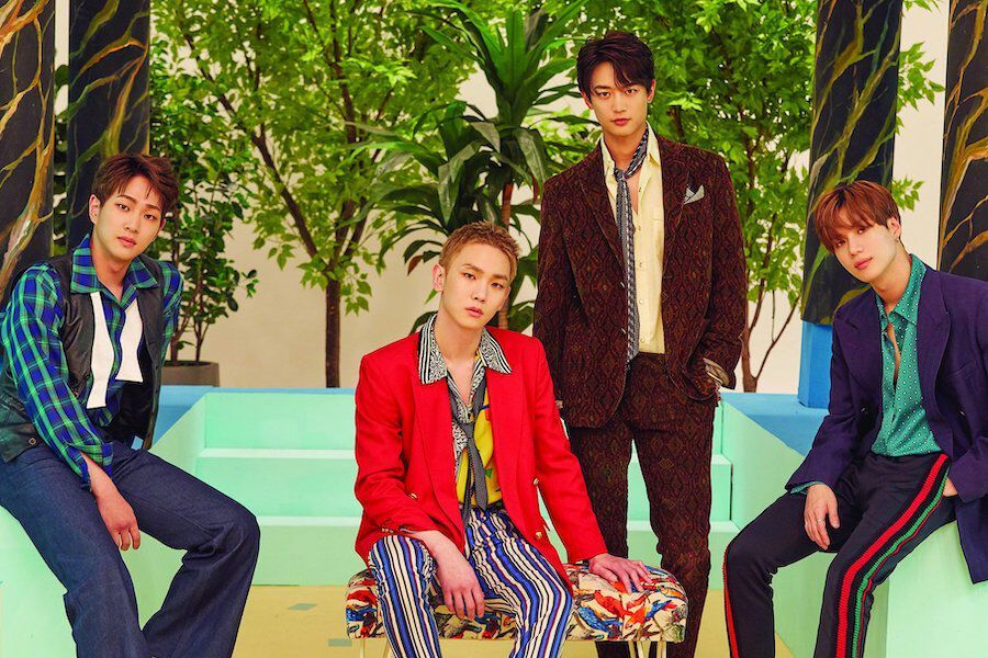 SHINee Reported To Make February Comeback + SM Comments