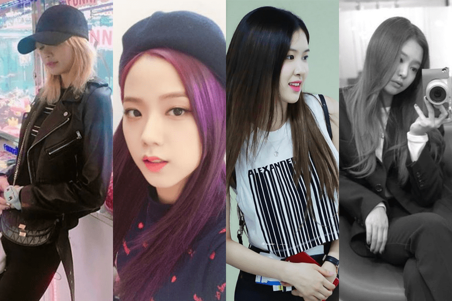 Individually Flawless Blackpink S Off Stage Style Decoded Soompi