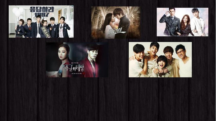 Top 20 dramas