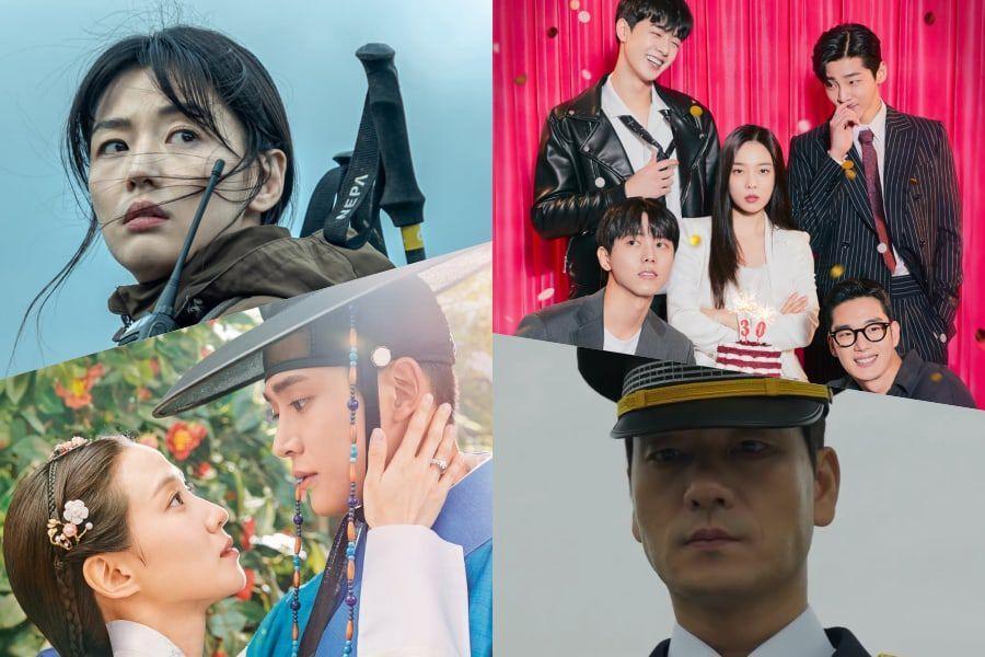 11 estrenos de K-Dramas que esperar en octubre