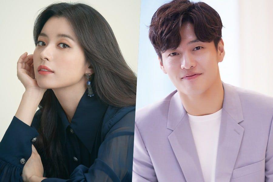 Han Hyo Joo dan Kang Ha Neul