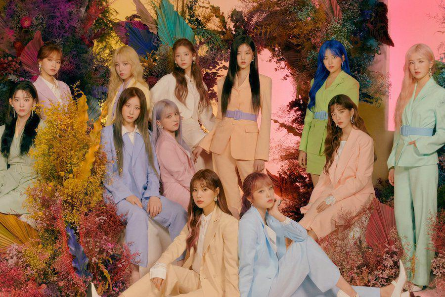 IZ*ONE Excites With Details For June Comeback