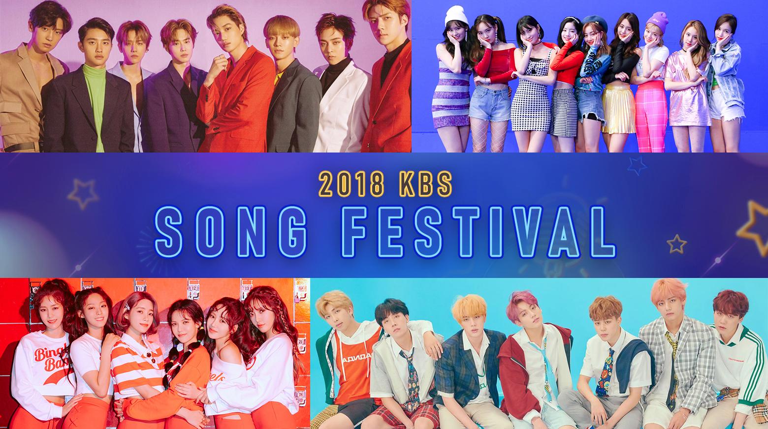 Festival de la Canción de KBS 2018