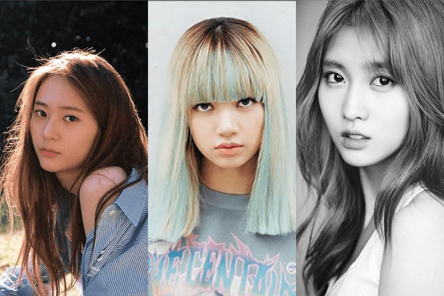 She S All That Top 10 K Pop Idol Girl Crushes Soompi