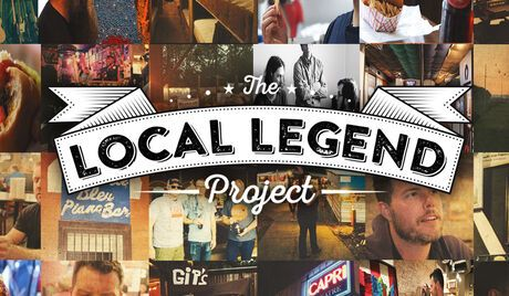 The Local Legend Project