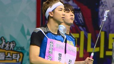 2015 Idol Star Athletics Championships - Chuseok Special Episode 2