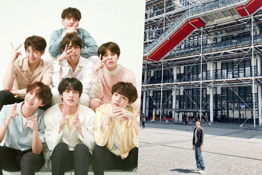 BTS Reportedly Receives Collaboration Offer From Centre Pompidou In France
