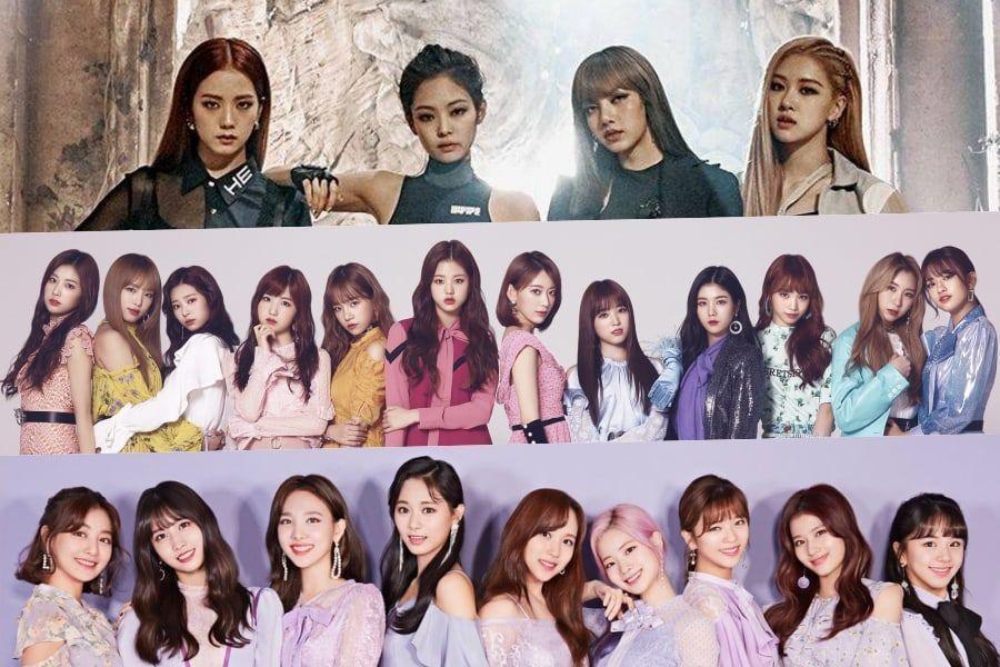 Se revela el ranking de reputación de marca de grupos femeninos del mes de abril