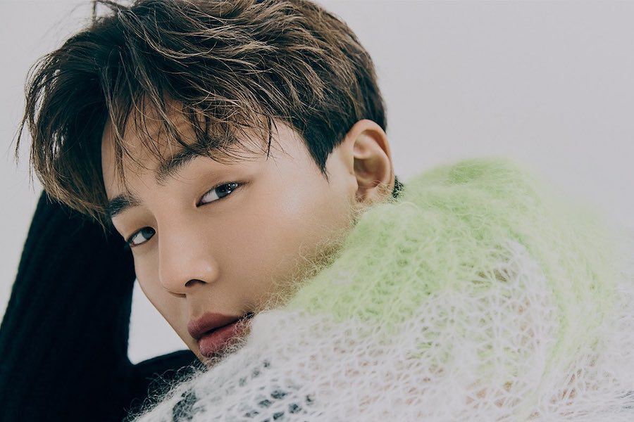 MONSTA X's Shownu Launches Personal Instagram Account