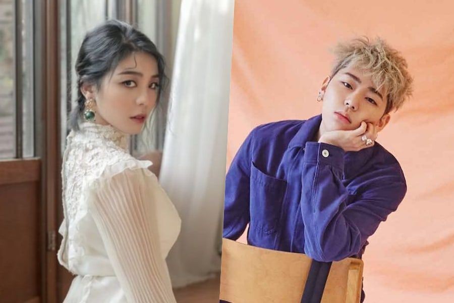 Ailee And Zico Share Thoughts After Visiting North Korea For 3rd Inter Korean Summit Soompi