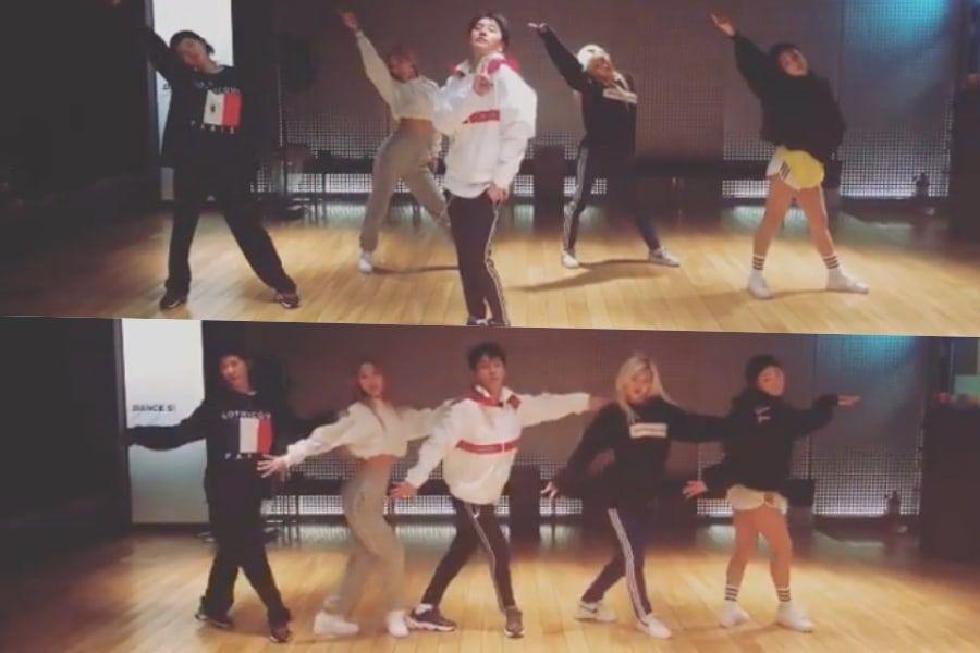 "Seungri de BIGBANG baila a la perfección ""SOLO"" de Jennie en video de práctica"