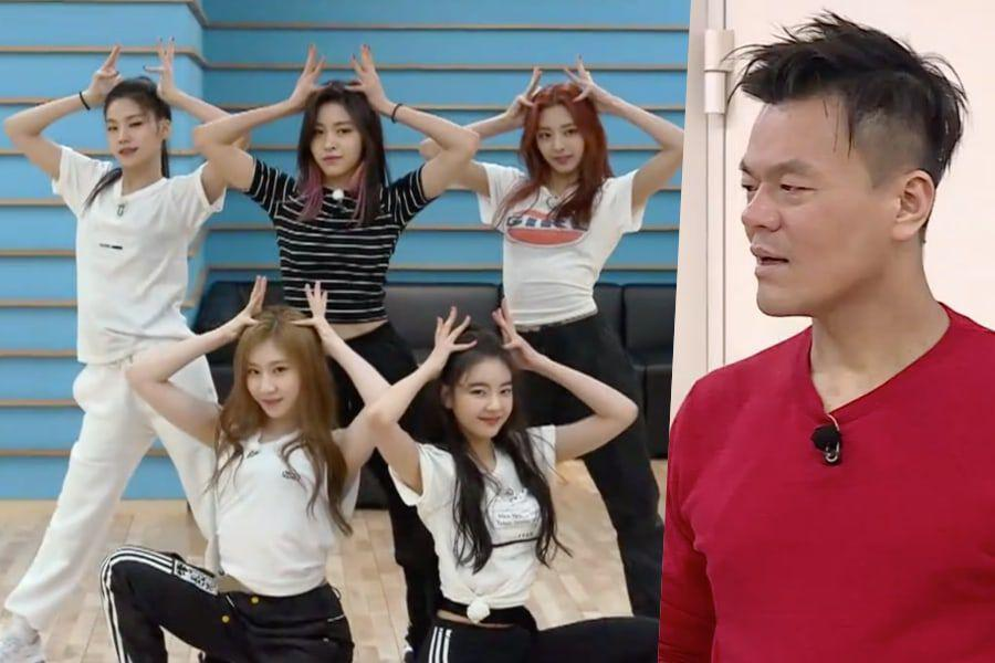 ITZY Reveals Most Memorable Advice They Received From Park Jin Young | Soompi