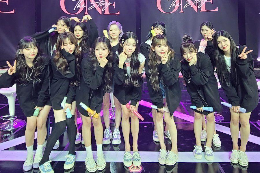 IZ*ONE Expresses Gratitude Toward Fans At Final Concert