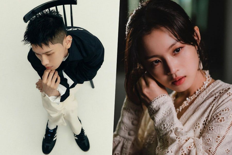 "Listen: Crush Previews Collab With Lee Hi For ""with HER"" Mini Album"