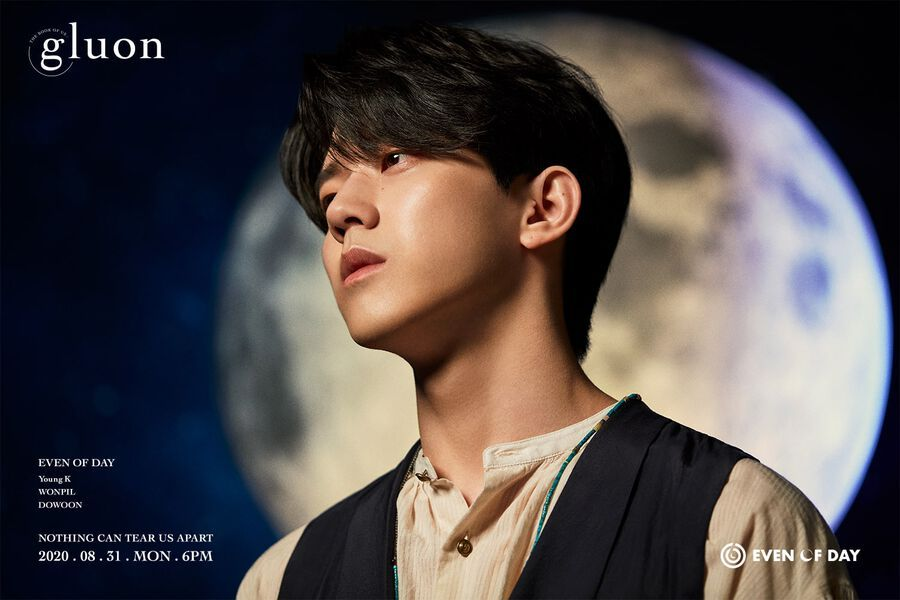 Update: DAY6 Shares Enchanting Teasers Of Dowoon For Unit Even Of ...