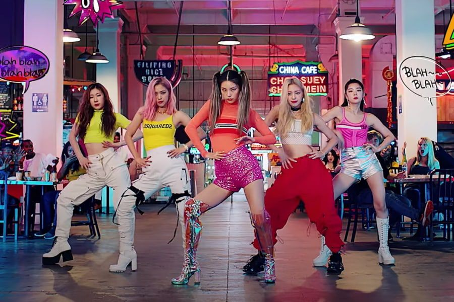 """ITZY's """"ICY"""" Becomes Their 3rd MV To Hit 200 Million Views"""