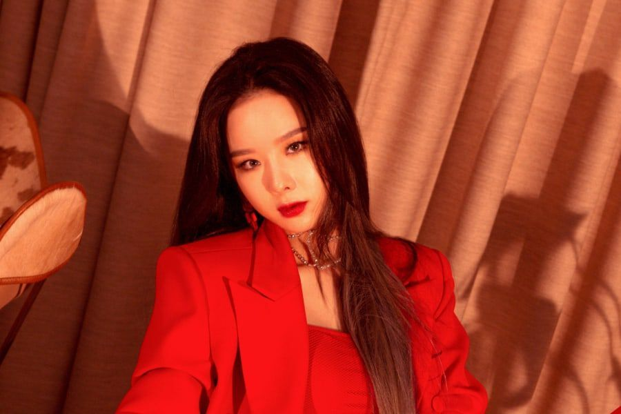 EXID's Solji Visits Her Own Subway Ad On Her Birthday + Thanks Fans For Love And Support