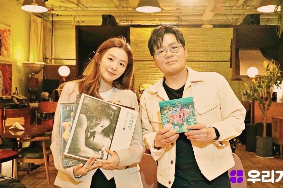 Red Velvet's Seulgi Becomes MC For Web Music Program