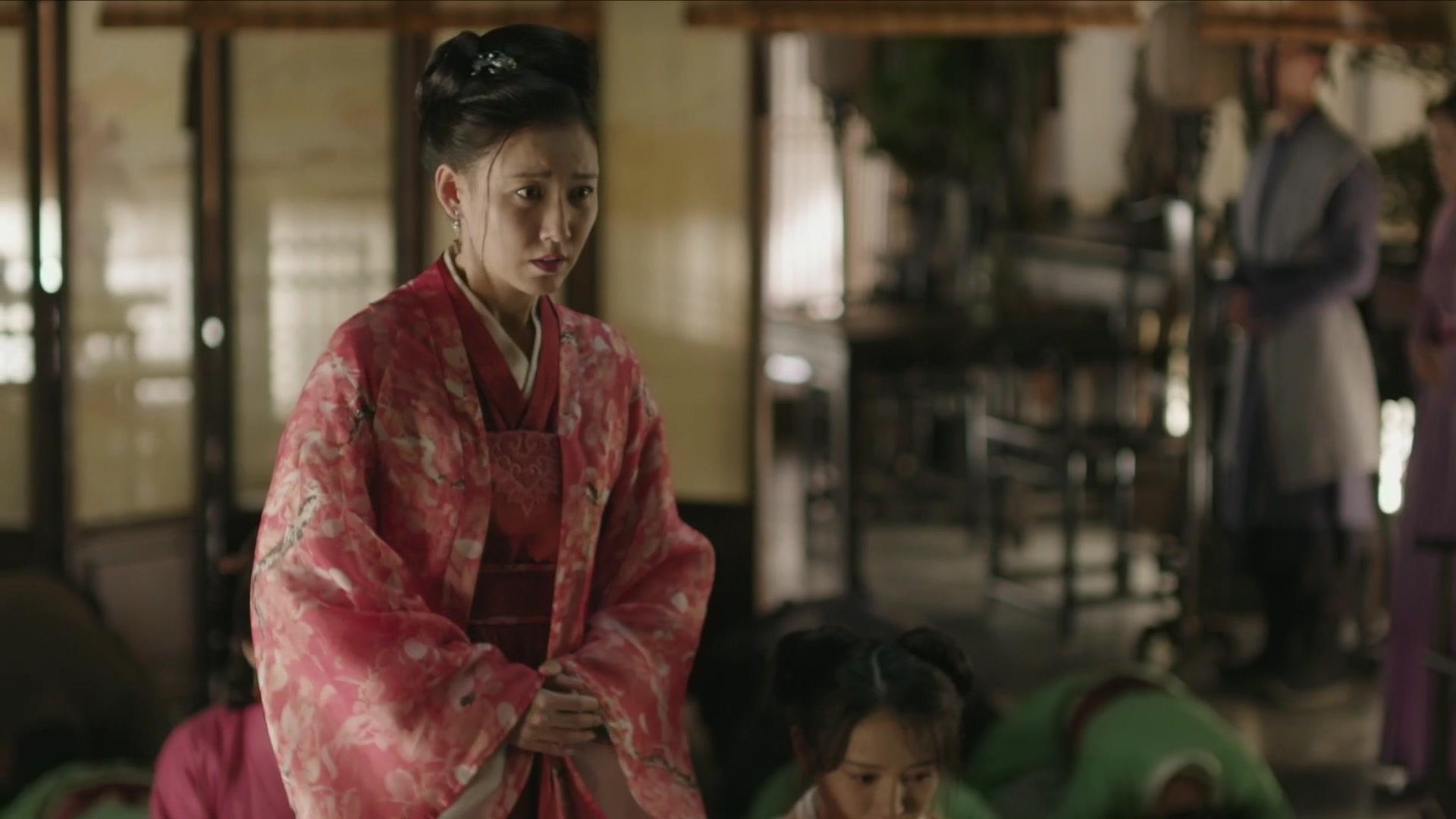 The Story of Ming Lan Episode 32