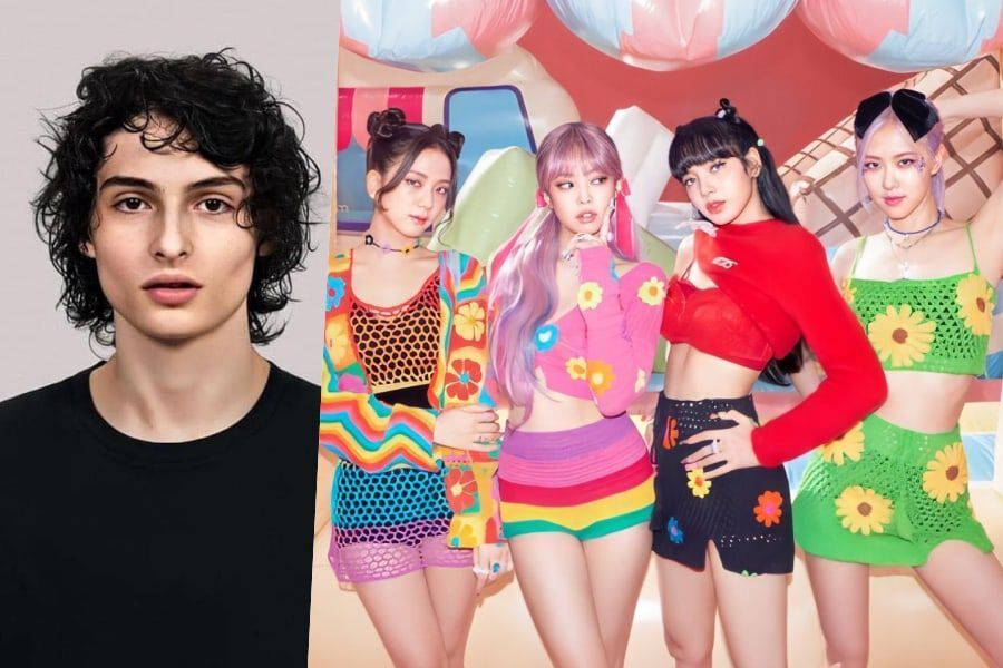 """It"" And ""Stranger Things"" Star Finn Wolfhard Shows Love For BLACKPINK"