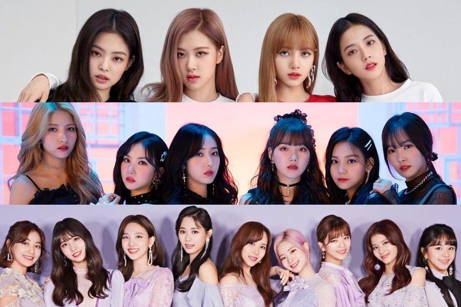 Se revela el ranking de reputación de marca de grupos de chicas para el mes de febrero