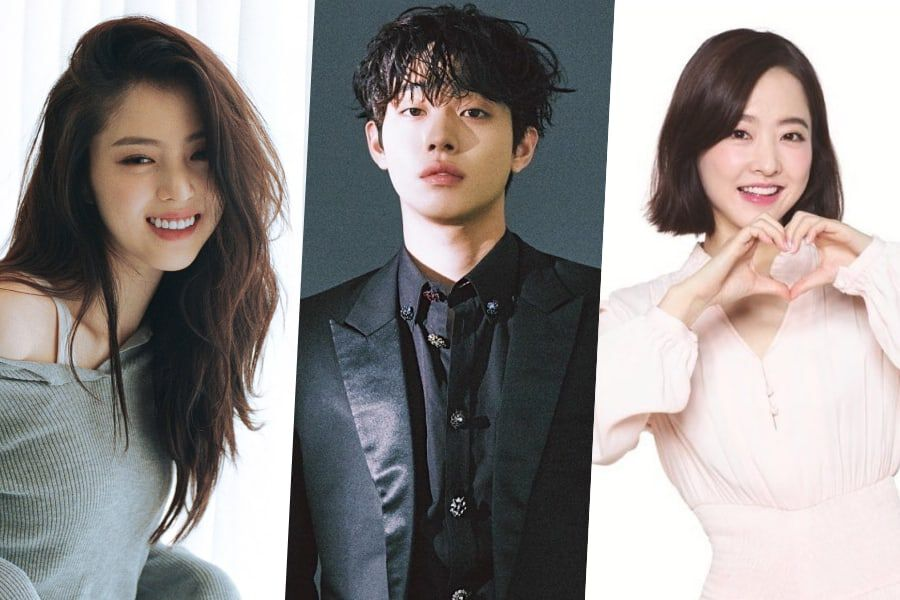Han So Hee Joins Ahn Hyo Seop And Park Bo Young In Upcoming tvN