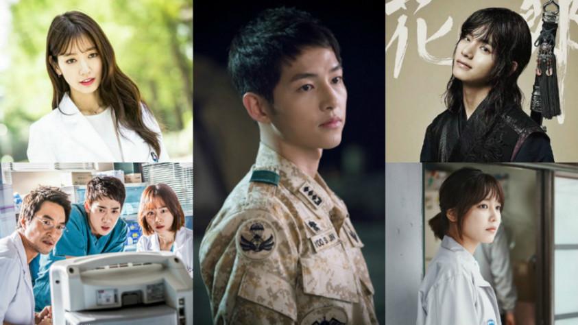 Best K-dramas 2016