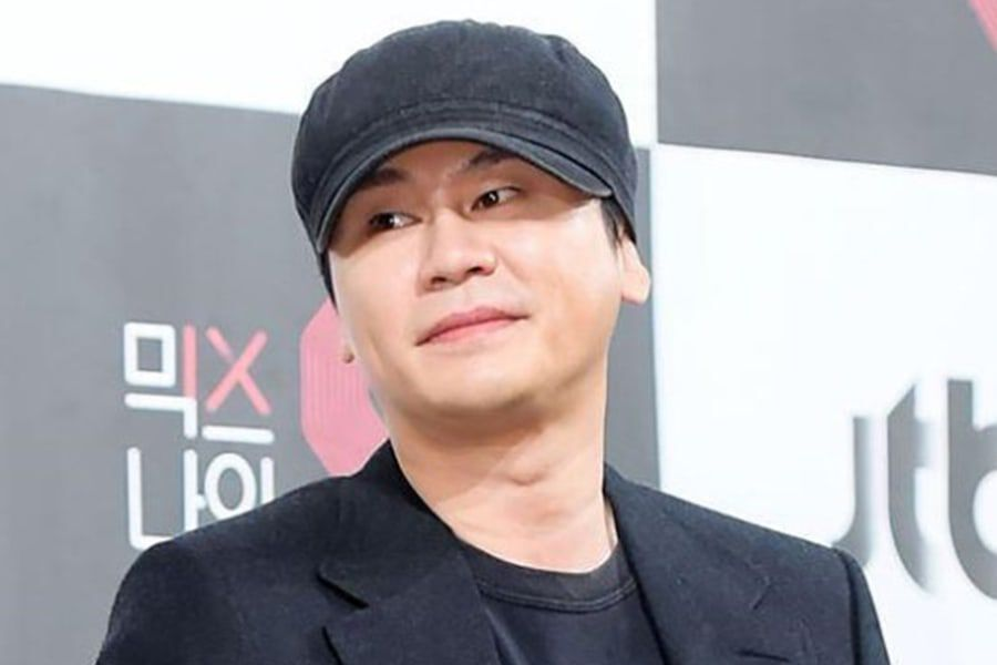 Yang Hyun Suk is stepping down from the YG Entertainment