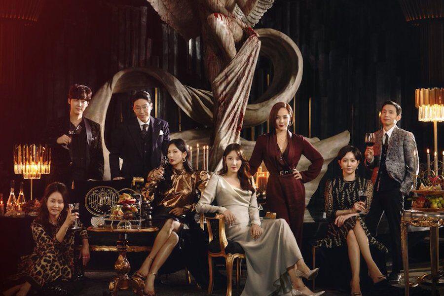 """""""The Penthouse"""" ve un salto en los índices de audiencia a medida que alcanza una nueva marca personal"""