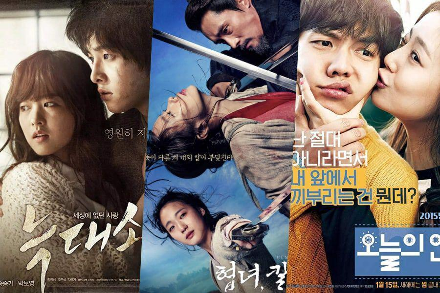 9 Romantic Korean Movies That Are Perfect For Summer Movie Nights