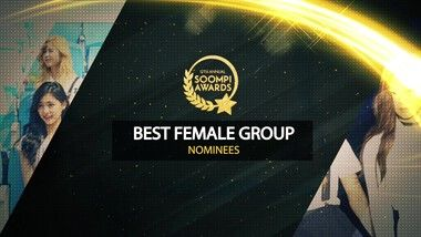 Soompi Awards Episode 5: Best Female Group