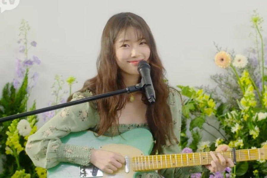 "Watch: Suzy Reveals New Self-Composed Song ""Oh, Lover"" Ahead Of 10th Debut Anniversary Concert"