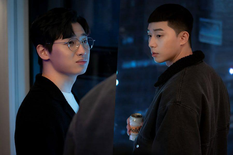 """David Lee Explains How Park Seo Joon Helped Him During """"Itaewon Class"""" + Why He Was Concerned About His Character"""
