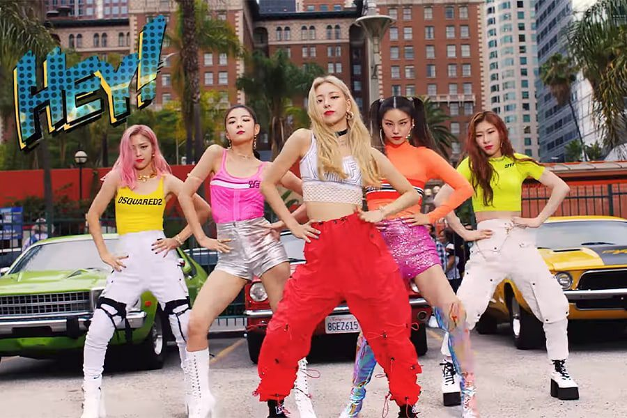 8 Looks That Itzy Totally Slayed In Their Icy Mv Soompi
