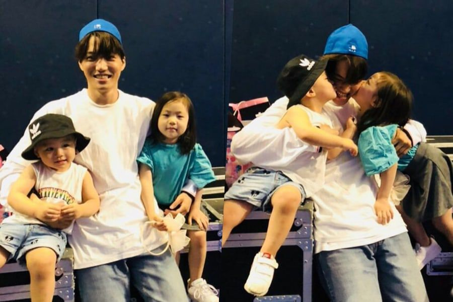kai lovingly shares the most adorable photos and videos of his niece