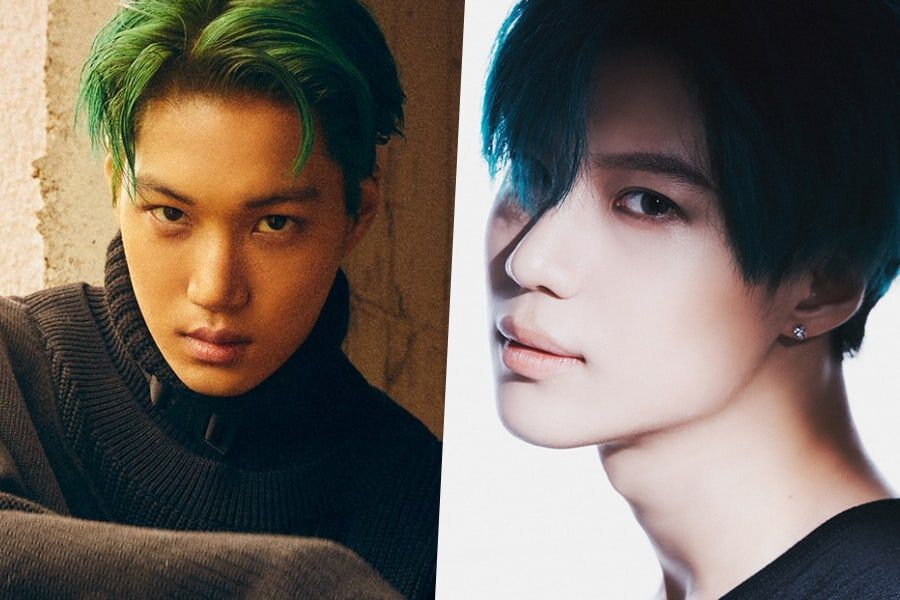 Kai Thanks SHINee's Taemin For Sending Gift To Cheer On EXO